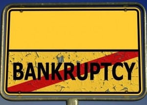 fha loans and bankruptcy