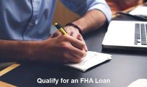 fha loan requirement