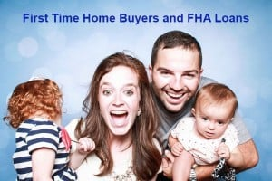 fha and first time buyers