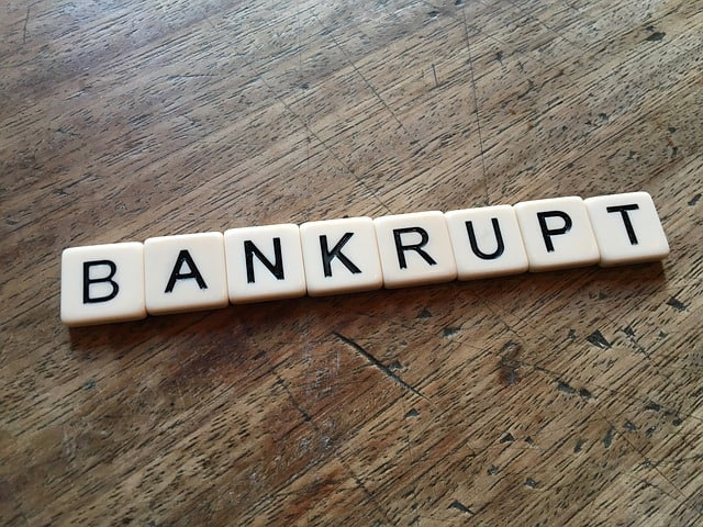bankruptcy and fha loan