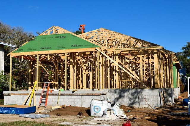 fha one-time close construction loan