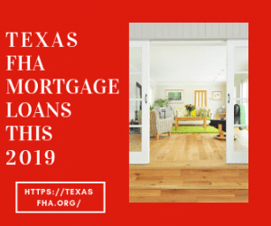 best fha loan in texas