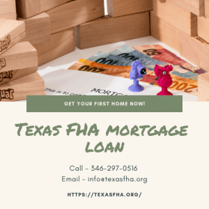 fha loans in texas