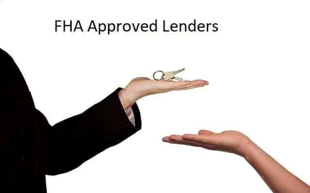 FHA approved lender