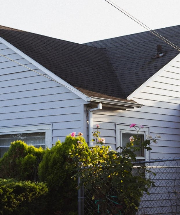roofing materials of a house